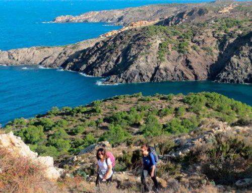 Randonner sur le sentier du littoral à Argelès-sur-Mer