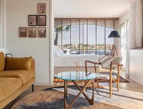 De nouvelles suites uniques au bord de la Méditerranée – Hôtel Île de la Lagune